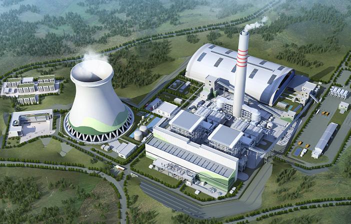 中控技术ECS-700助力威赫电厂智能化建设